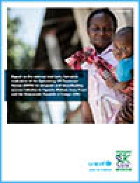 Report: Optimizing Access for Pregnant & Breastfeeding Women (2015)