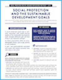 Social Protection and the Sustainable Development Goals (2016)