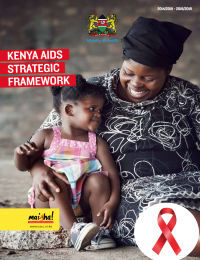 Kenya AIDS Strategic Framework 2014/15-2018/19