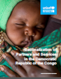 Promising Practice: Rationalization of Partners and Services in the Democratic Republic of the Congo (2017)