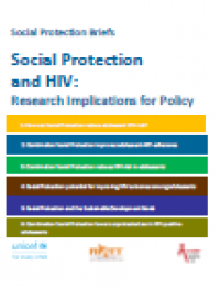 Social Protection Policy Briefs (2018)