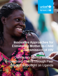 Innovative Approaches: Community Mentor Mothers in Uganda