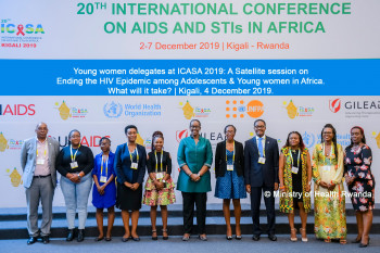 ICASA 2019: A Satellite session on Ending the HIV