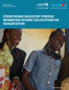 Strengthening Adolescent Strategic Information: Revising Tools/Systems for Disaggregation