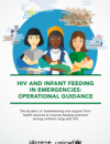 WHO HIV and infant feeding in emergencies: operational guidance (2018)