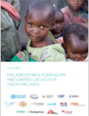 WHO Policy Brief: 2018 optimal formulary and limited-use list for paediatric ARVs