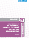 Consolidated guidelines on HIV prevention, diagnosis, treatment and care for key populations - 2016 update