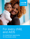UNICEF HIV Investment cases briefs